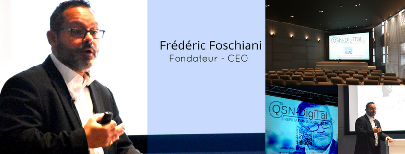 Conferences_Frederic Foschiani_CEO_QSN-DigiTal