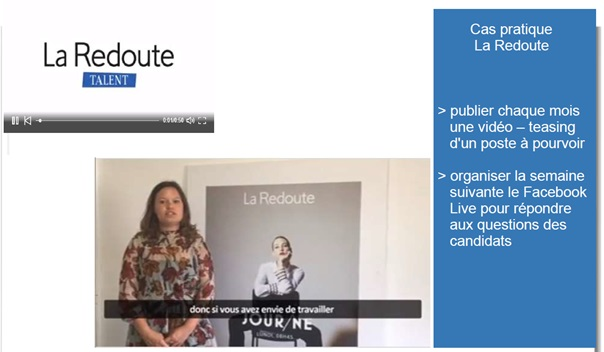 5_Live Recrutement La Redoute_par QSN-DigiTal